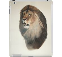 A Tribute to Lions iPad Case/Skin