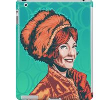 Ann Baxter Olga - Queen of the Cossacks iPad Case/Skin
