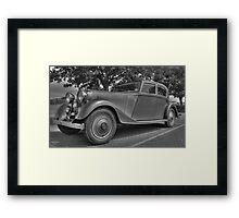 1934 ROLLS-ROYCE Framed Print