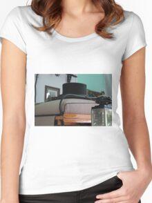 The Secrets of Casanova Women's Fitted Scoop T-Shirt