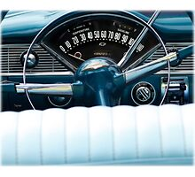 1956 Chevy Bel Air  Photographic Print