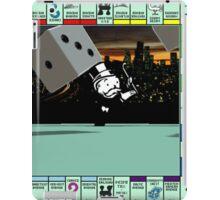 Monopoly Retro Game Board iPad Case/Skin