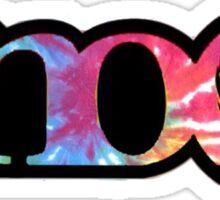 Tie Dye Eno Sticker
