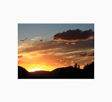 July Sunset in Montana Unisex T-Shirt