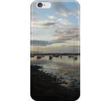 Groomsport...from Cockleshell Row iPhone Case/Skin