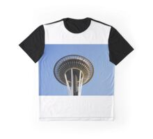 Space needle Seattle Graphic T-Shirt