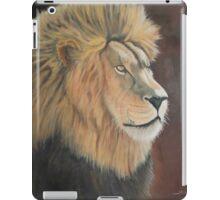 King of the Kalahari iPad Case/Skin