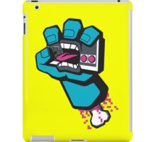 Dead Gamer's Hand iPad Case/Skin