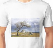 The nature of progress Unisex T-Shirt