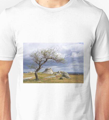 The nature of progress Unisex T-Shirt