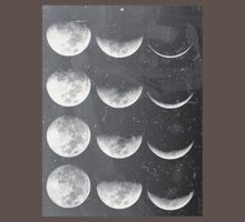 Lunar Cycle by tumblingtshirts