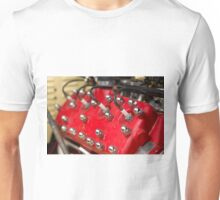 Red Flathead V8 Unisex T-Shirt