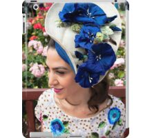 Hats for the Races iPad Case/Skin