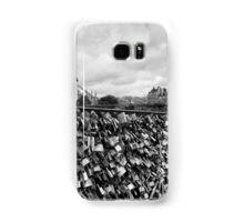 Locking for Love - Paris, France Samsung Galaxy Case/Skin