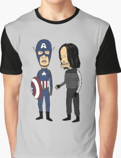 Steven and Buckhead Graphic T-Shirt