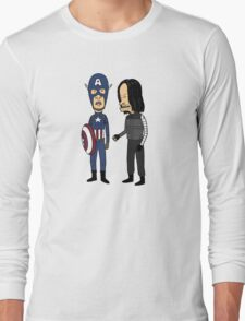 Steven and Buckhead Long Sleeve T-Shirt