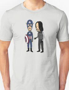 Steven and Buckhead Unisex T-Shirt