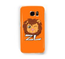 """ZL """"Zeal"""" The Positive Zombie Samsung Galaxy Case/Skin"""