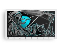 Heartless Reaper Metal Print