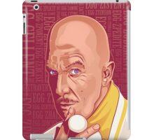 Vincent Price Egghead iPad Case/Skin