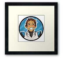 Lance - Voltron Framed Print