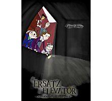The Ersatz Elevator  Photographic Print