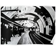 metrostation Poster