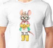 Bubsy Reboot - Virgil Reality Unisex T-Shirt