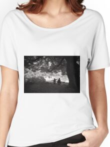 Capture and Contemplation - Japan Women's Relaxed Fit T-Shirt