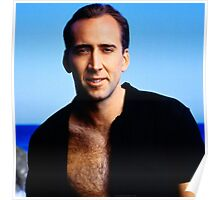 Nicolas Cage 2 Poster