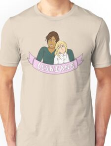 Yumikuri in Lesbians Unisex T-Shirt