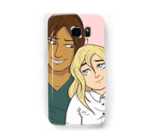 Yumikuri in Lesbians Samsung Galaxy Case/Skin