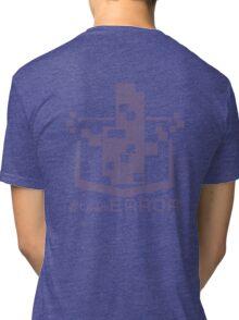 TEAM ERROR Tri-blend T-Shirt