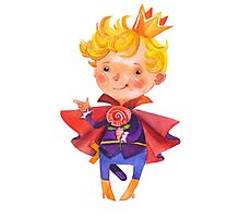 Little Prince Photographic Print
