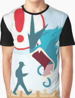 Pokemon Go Loading Page Graphic T-Shirt