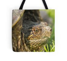 Big Snapping Turtle 2 Tote Bag