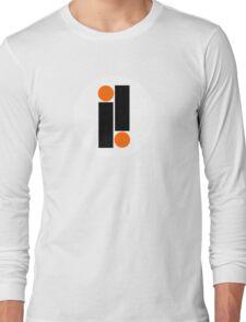 Impulse Record Label Long Sleeve T-Shirt