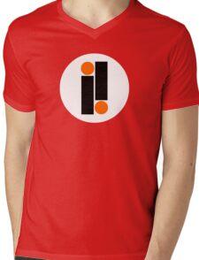 Impulse Record Label Mens V-Neck T-Shirt