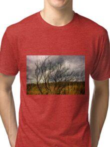 Winter on its way Tri-blend T-Shirt