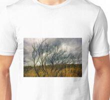 Winter on its way Unisex T-Shirt