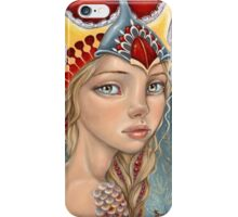 Regina del Mare iPhone Case/Skin