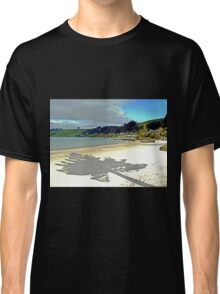 Shadows on Boat Harbour Beach Classic T-Shirt
