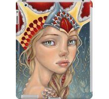Regina del Mare iPad Case/Skin