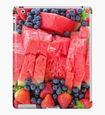 Summer fruit iPad Case/Skin