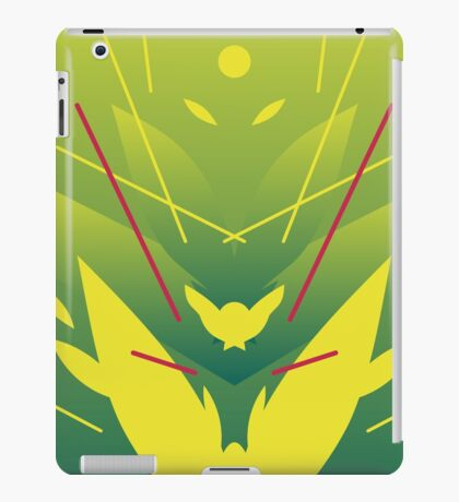 Brazil Abstract iPad Case/Skin