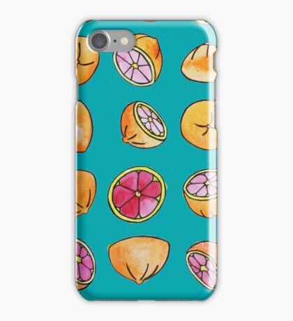 Love of Grapefruit iPhone Case/Skin