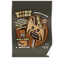 Wookie Cookie Ice Cream Poster