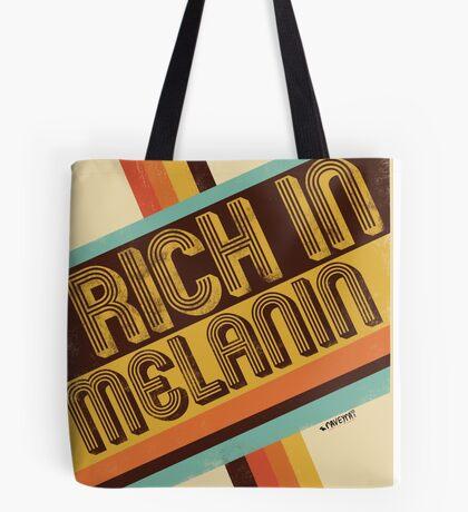 Rich in MELANIN Tote Bag