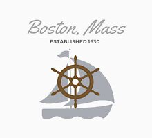 Boston, Mass Unisex T-Shirt