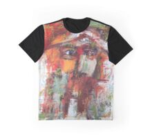 Abstract Quijote Graphic T-Shirt